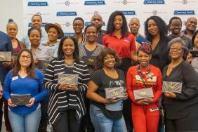 Texas Bankers Foundation Honors Comerica Bank, The EMPOWER Series With LiFE Award Image