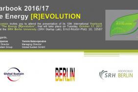 Global Sustain Presents the Yearbook 2016/17 in Berlin Image