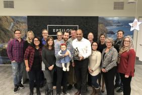 MOMS Orange County Names Epsilon as 2019 Champion for Babies & Families Image
