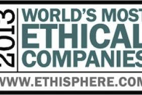 Symantec Corporation Named One of the World's Most Ethical Companies for 2013 Image