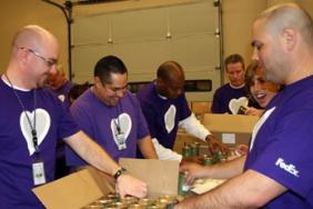 FedEx Launches Fifth Annual FedEx Cares Week Image