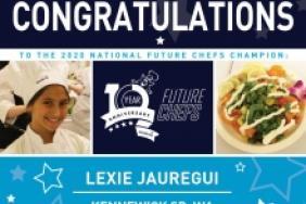 Kennewick, Washington 4th Grader Wins National 2020 Sodexo Future Chefs Challenge Image