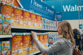 """Walmart and Sam's Club's """"Fight Hunger. Spark Change."""" Campaign Aims to Achieve Big Impact Toward Hunger Relief Image"""