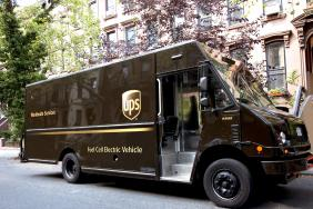 UPS Unveils First Extended Range Fuel Cell Electric Delivery Vehicle  Image