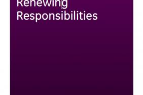 "GE Releases Annual Citizenship Report, ""Renewing Responsibilities""  Image"