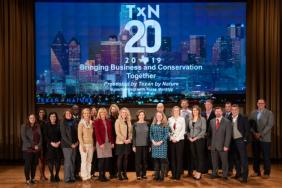 Comerica Bank Named in the Inaugural Texan by Nature 20 Image