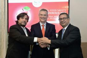 Global Food Safety Conference 2018: Public-Private Partnerships in the Spotlight at Kick-off Press Conference Image