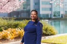Profiles in Creating Possible: Staci Bush Helps Gilead Go Beyond Medicine to Address Barriers to HIV Care Through Partnerships Image