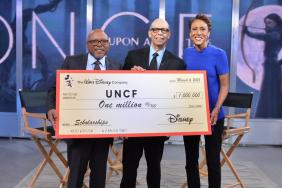 Disney Invests in America's Future Leaders with $1 Million Commitment to UNCF Image