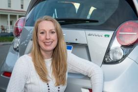 Women Driving Auto Industry's Technology Advances Image