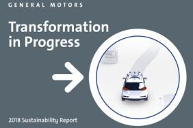 2018 Sustainability Report Details GM's Drive for Safer, Better, More Sustainable Personal Mobility Image