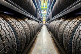 GM Works to Set Sustainable Natural Rubber Tires into Motion Image