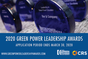 Application Period for 2020 Green Power Leadership Awards Now Open Image
