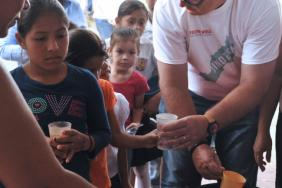 """Yum! Brands Adopts Nicaragua Community; Launches New Employee """"Feed the World Ambassador Program"""" for World Hunger Relief  Image"""