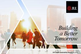 JLL Strengthens Commitment to a Sustainable Future for All Image