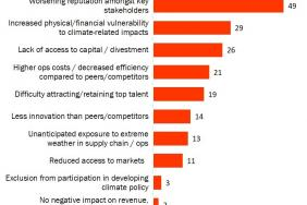 New Survey of Sustainability Experts: To Remain Competitive Companies Must Become Carbon Neutral Within A Decade Image