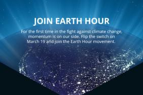 Record-Breaking Earth Hour to Set the Stage for New Era of Climate Action Image