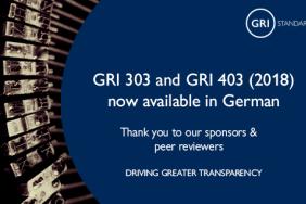 Update to German Translation of GRI Standards Image