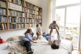 Help Your Family De-Stress During Coronavirus Uncertainty Image
