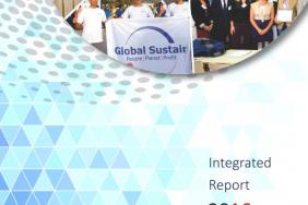 Global Sustain Group Presents Integrated Report 2016 Image