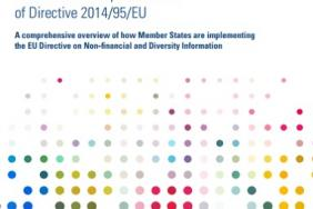 Global Sustain Contributes to Member States Implementation Report of the EU Non-Financial Reporting Directive Image