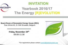 Global Sustain Presents the Yearbook 2016/17 in Brussels Image