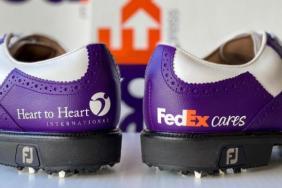 Birdies Bank Big Bucks to Benefit Heart to Heart International Image