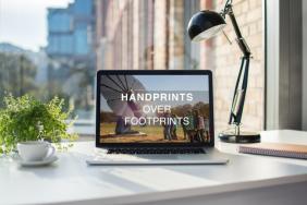 Handprints Over Footprints: Combining Social Impact with Environmental Stewardship to Create Net-Positive Enterprises Image