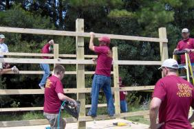 Blackbaud Employees Volunteered as Part of the Largest Day of Service Event Image