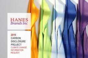 Hanesbrands Submits Data for 2019 CDP Climate Change Report, Including Progress Toward 2020 Goals for Energy Use and Carbon Emissions Image