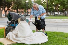 A Decade of Care: Hanes Launches 10th National Sock Drive to Help the Homeless; Tops 3 Million Donated Pairs Image