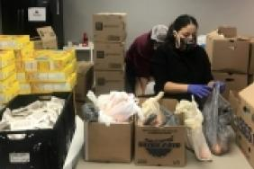 Whirlpool Corporation Donation Helps Fund Local Food Pantries as They See Record Numbers During COVID Crisis Image