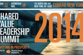 Investing in Prosperity: Join Shared Value Innovators May 13-14 in New York Image