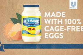 Hellmann's® Mayonnaise and Mayonnaise Dressings Now Use 100% Cage-free Eggs in the U.S.*, Three Years Ahead of Schedule Image