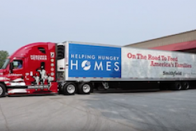 """Smithfield Foods Donates 42,000 Pounds of Protein in New Orleans, Releases New """"Helping Hungry Homes"""" Video Image"""