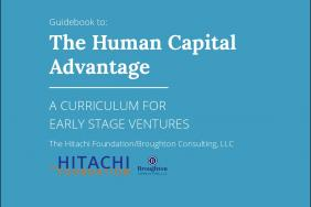 Broughton Consulting Launches The Human Capital Advantage: A Curriculum for Early Stage Ventures Image