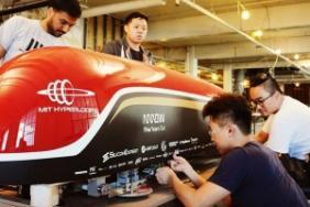 MIT Hyperloop Team Named 2020 Edison Awards Winner Image