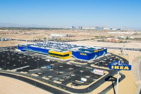 Solar Installation Complete Atop Future IKEA Las Vegas; Will Be Nevada's Largest Single-Use Retail Array When Store Opens May 18 Image