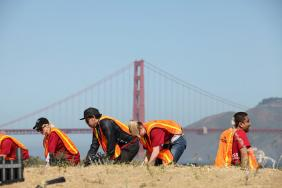 Levi Strauss & Co. Employees Give Back To Communities Through A Worldwide Day Of Service Image