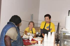 MGM Resorts International Employees Rally for National 'Make a Difference Day'  Image