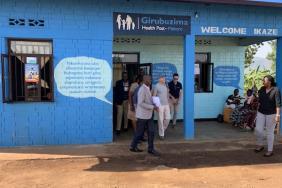 SC Johnson to Support Development of 40 New Health Posts in Rural Rwanda Image