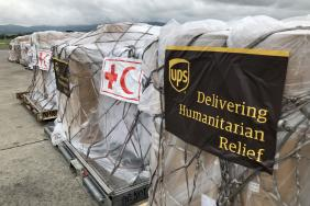 The UPS Foundation Commits $1 Million and Activates Disaster Relief Network to Support Immediate Needs and Long-term Recovery From Hurricane Dorian Image