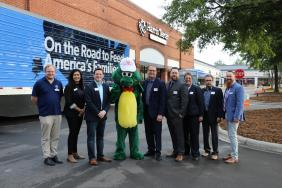 Smithfield Foods and Harris Teeter Donate 40,000 Pounds of Protein to Food Bank of Central & Eastern North Carolina Image