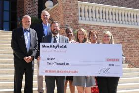 Smithfield Foods Sponsors Financial Aid Advisors in Isle of Wight County, Virginia Through GRASP Image