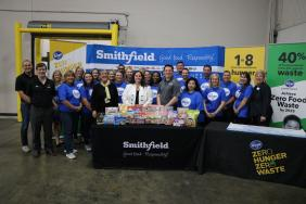 Smithfield Foods Donates More Than 30,000 Pounds of Protein to Mid-Ohio Foodbank During September's Hunger Action Month Image
