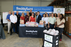Smithfield Foods Donates More Than 40,000 Pounds of Protein to Palm Beach County Food Bank Image