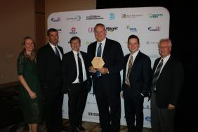 Smithfield Foods President and CEO Kenneth M. Sullivan Receives CR Magazine's 2017 Responsible CEO of the Year Award Image