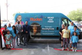 Smithfield Foods Contributes $60,000 to Bladen County Read and Feed Program Image