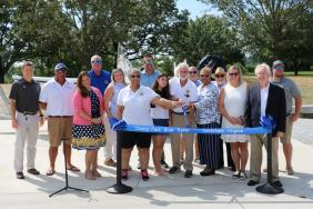 Smithfield Foods Donates Land for Newly Opened Public Boat Ramp on the Pagan River in Smithfield, Virginia Image