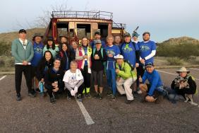 Climb to Conquer Cancer Phoenix: ON Semiconductor Comes Out on Top! Image